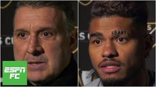 Atlanta United vs. Portland Timbers MLS Cup: Atlanta pre-match interviews   Major League Soccer