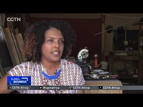 South African entrepreneur turns trash into treasure