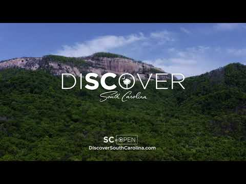 SC Is Open: Explore South Carolina's Scenic Mountain Region