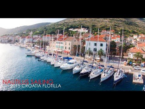 Nautilus Sailing Croatia Flotilla 2015