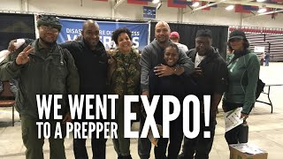 Vlogging Out and About |Great Lakes Prepper Expo | EARTHSEED DETROIT