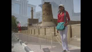 Sentimental journey : UAE 2009