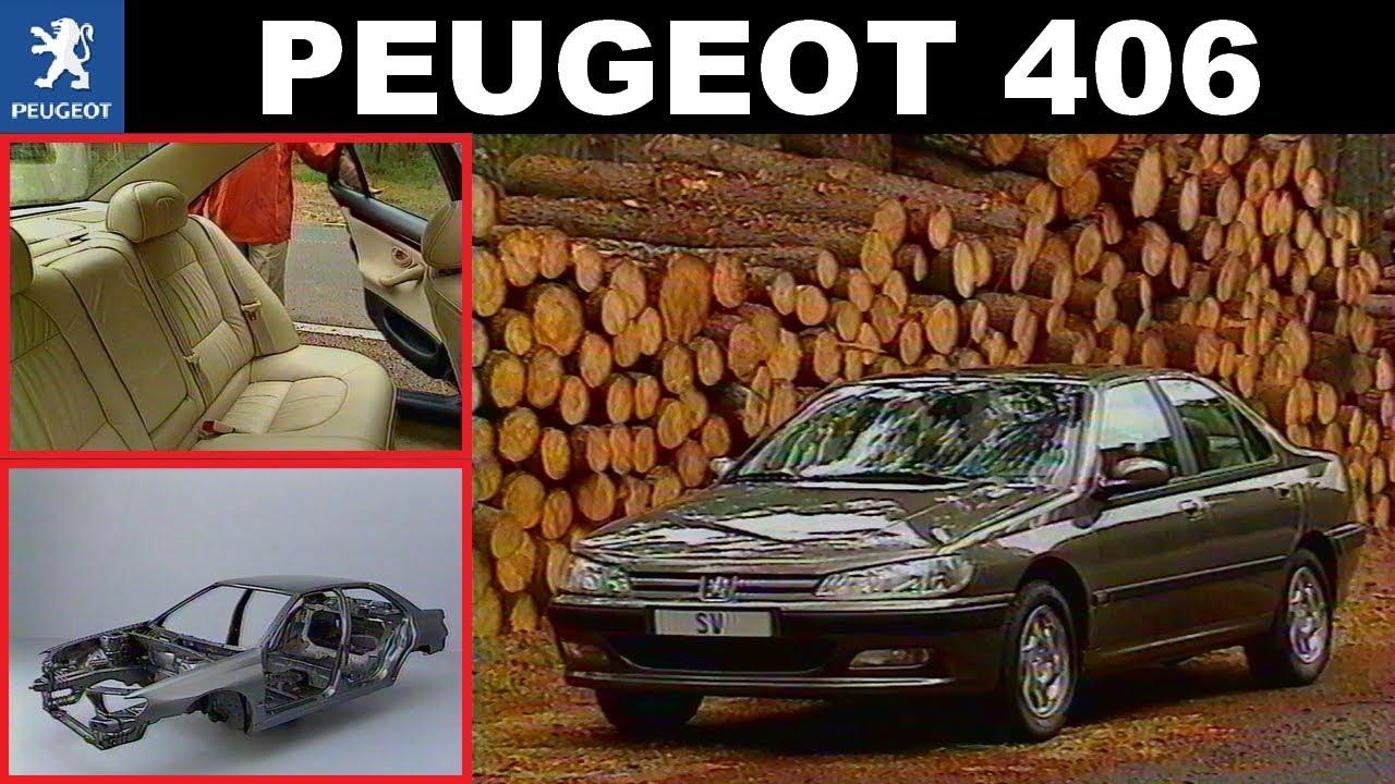 Download Peugeot 406 - Présentation complète officielle
