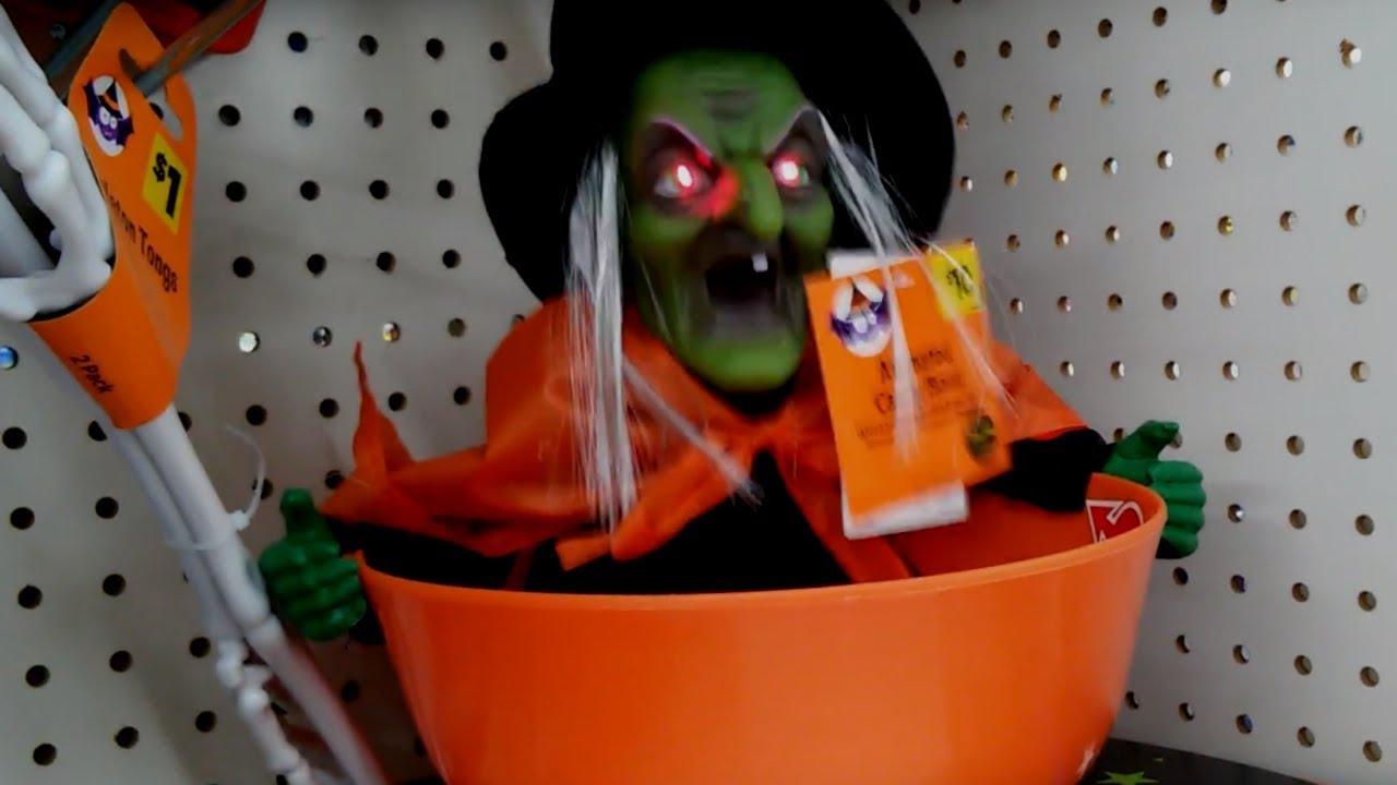 Dollar General Halloween 2017 - YouTube