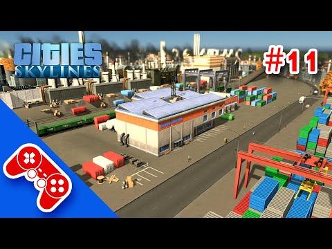 Cities: Skylines Gameplay ITA #11: rivoluzioniamo il quartiere industriale