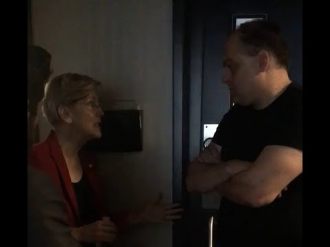 Elizabeth Warren Squirms While Trying To Prove She's Not Part Of The One Percent