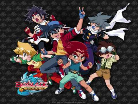 Beyblade Soundtrack - All Across The Nation
