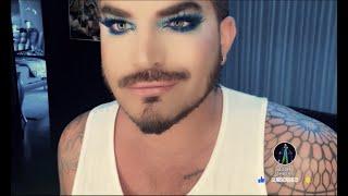 Make Up Tutorial: Disco Blue Glam