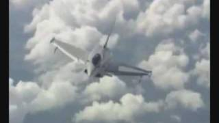 F 22 Raptor vs Eurofighter Thypoon