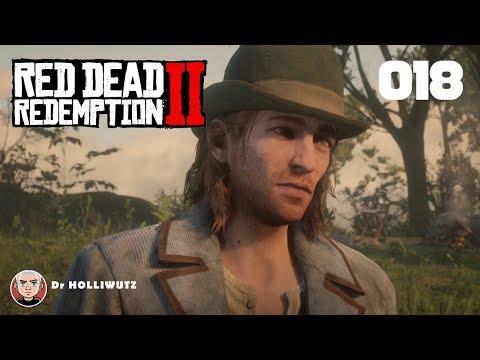 Red Dead Redemption 2 gameplay german #018 - Hof Überfallen mit Sean [XB1X] | Let's Play RDR 2