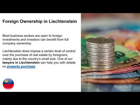 Legislation for Foreign Investments in Liechtenstein