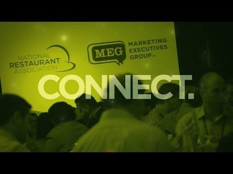 MEG  |  The National Restaurant Association's Marketing Executive Group (4 min)