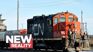 The New Reality: Milton, Ont. fighting CN Rail to stop new intermodal terminal