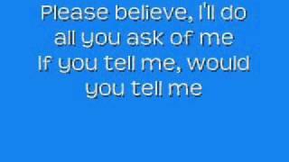 Baby Please -  Priscilla Renea + Lyrics