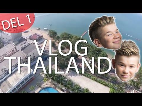 Marcus & Martinus - VLOG - Thailand Del 1
