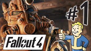 Fallout 4 - Parte 1: Apocalipse Nuclear! [ PC 60FPS - Playthrough PT-BR ]