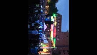 Murderer Barrington Levy reggae in the desert 2014