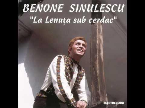 Benone Sinulescu - Vinovată-i dragostea