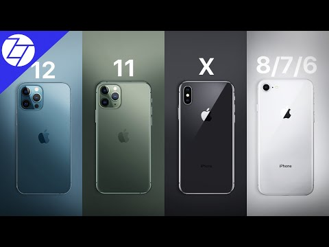 iPhone 12 vs iPhone 11/X/8/7/6 - Should You Upgrade?