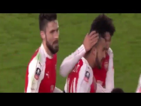 ■Arsenal vs Hull City ■4-0■All Goals & Highlights■FA Cup 8/3/2016■