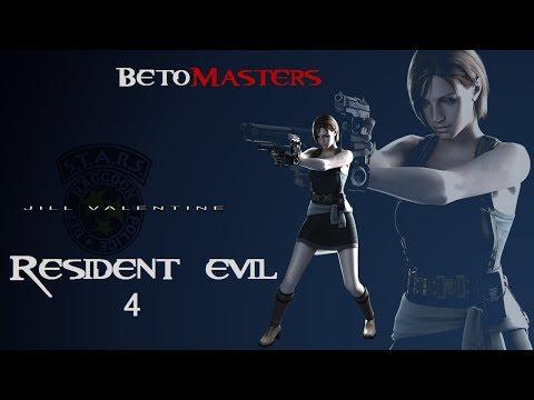 Resident Evil 4 Jogando com Jill, Round 2 até zerar