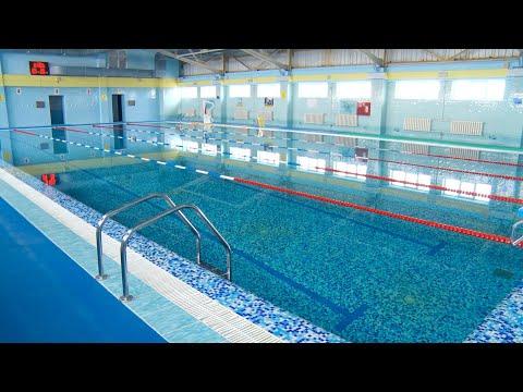 Бассейн и тренажерный зал открыты для посещений, правда с небольшими ограничениями
