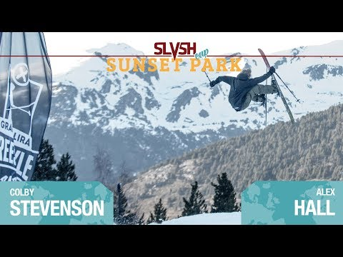 10. SLVSH CUP SUNSET PARK 2016    Colby Stevenson vs. Alex Hall