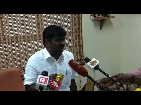 TamilNadu Health Minister Vijaybhaskar apologises for his  comment....