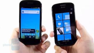 Google Nexus S vs Samsung Focus