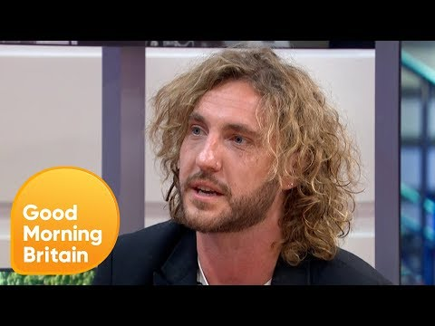 Seann Walsh Is Worried About Leaving His Nose Ring in for His Strictly Waltz | Good Morning Britain