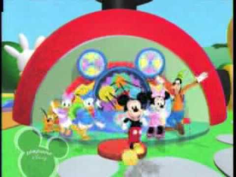 Mickey S Clubhouse Hot Dog Song