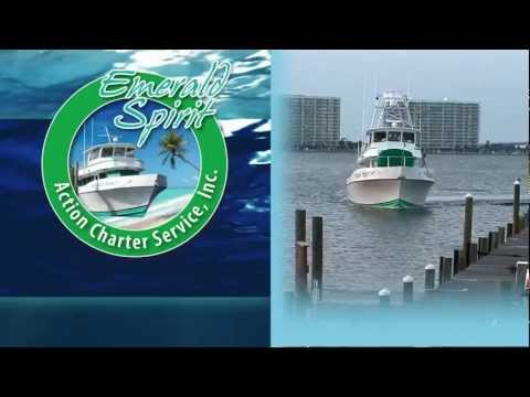 Deep Sea Fishing with Captain Pfeiffer of Action Charter Service