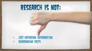 What is research? thumbnail