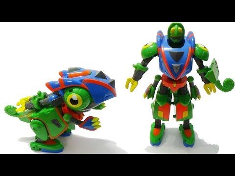 Robot siêu nhân biến hình Khủng long hủy diệt - Robot bóng tối