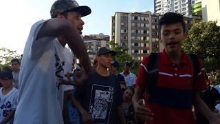 SABUESO VS JOTA Y    FREESTYLE BUCARAMANGA    SKILLS MIC™