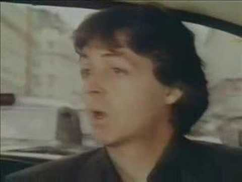 Paul McCartney Interview Lesley Ash 1