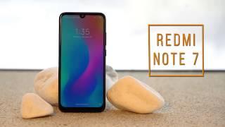Xiaomi Redmi Note 7: беглый обзор