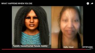 Hollyhood AKA Rebecca Scott EXPOSED Reincarnation Christianity
