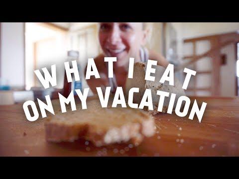 Τι τρώω στις διακοπές μου | Gina