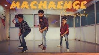 Machayenge || Dance Choreography || Emiway || Ajay Bisht