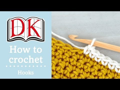 How To Crochet: Different Types Of Hooks