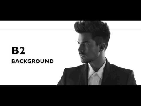Adam Lambert Vocal Range: (C2) A2 - Bb5