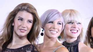 Amanda Baker Hair and Makeup Wella Illumina spring/summer colour hair collection 2013