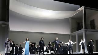 【ペーザロ・ロッシーニ音楽祭2018】《セビーリャの理髪師》~ 第1幕フィナーレ