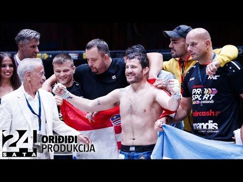 Vaso Bakočević vs Francisco Barrio Croata   CIJELI MEČ   ARMAGEDON 2   FNC SUPERFIGHT