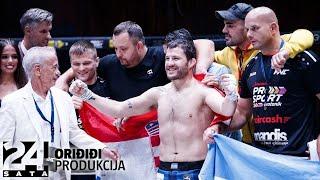 Vaso Bakočević vs Francisco Barrio Croata | CIJELI MEČ | ARMAGEDON 2 | SUPERFIGHT