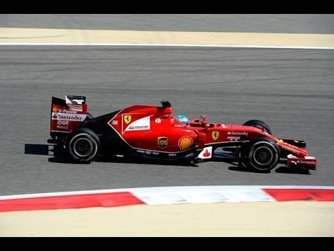 HD GP4 Mod 2014 - Bahrain/Alonso - Parte 1/2