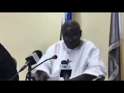 Gambia: Hon. Halifa Sallah Gives Details On How The Vice President Is Selected (Mandinka)