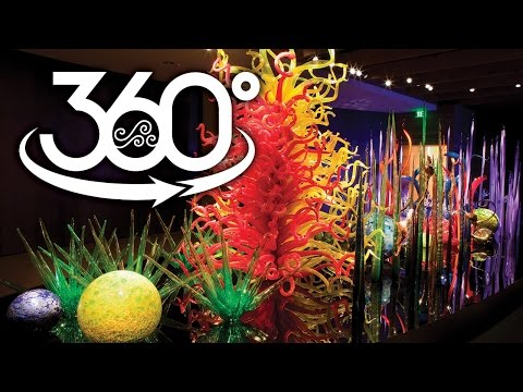 Tour of the Captivating Chihuly Collection in St. Pete