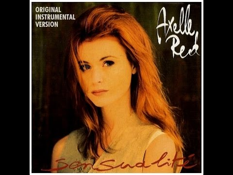 sensualité axelle red